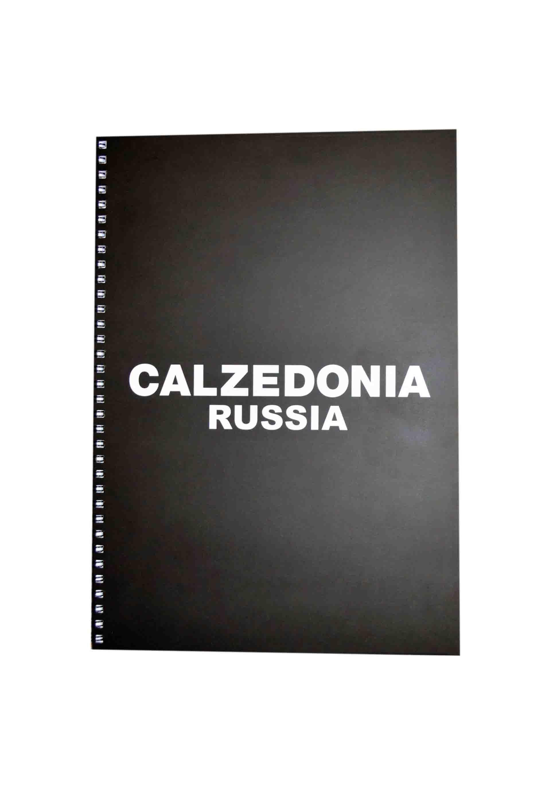 печать блокнотов calzedonia