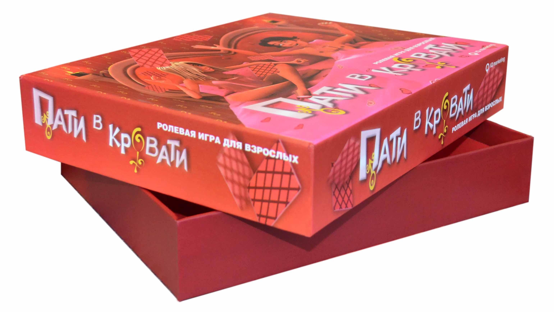 коробка из картона для игр